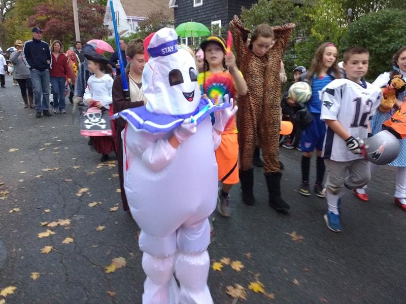 Scarecrow Day & Halloween Parade – Easton Lions Club