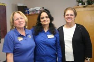 Lions Pride Math Challenge 2017, Pattie Somers, Pratima Penumarthy, Nancy Sullivan
