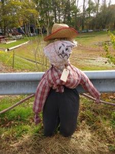 Scarecrow best sherrif 2016