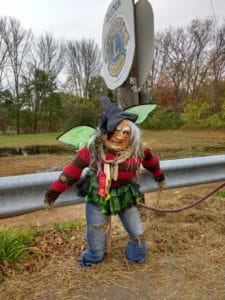Scarecrow best in show 2016.