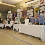 Easton Lions Televised Charity Auction at OAHS.