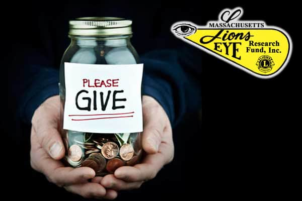 Please Give jar in hands with MLERF logo to right.