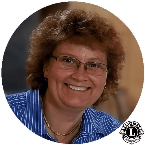 Easton Lions Member Lori Maver
