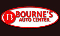 Auction Sponsor Bourne's Auto Center.