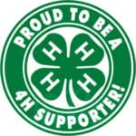 4H Club proud to be a supporter