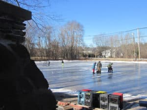 Yardley-Wood Rink in Easton, MA