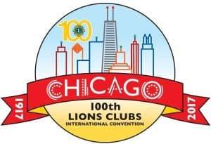Lions Club International Chicago 2017