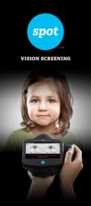 Spot Vision Screening on Child
