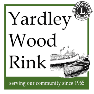 Easton Lions and Yardley Wood Rink Spring Logo with Canoes