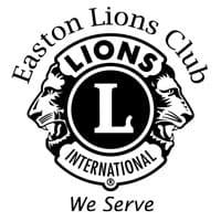 Easton Lions Club, We Serve