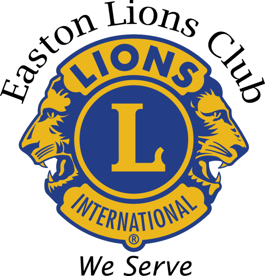 Easton Lions Club, We Serve