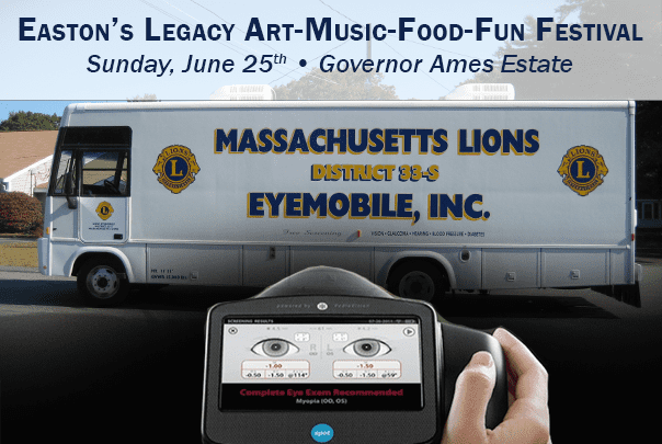 Legacy Art Music Food Fun Festival with Lions Eyemobile and Spot Camera