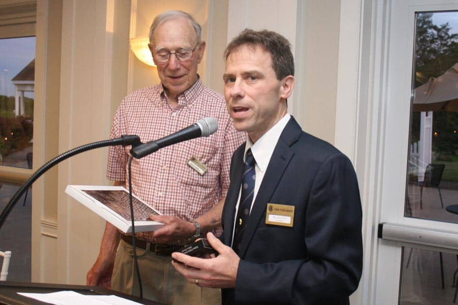 Easton Lions Club Installation Night at Easton Country Club June 14, 2017