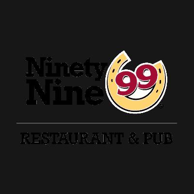 Ninety Nine 99 Restaurant & Pub Logo