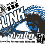 Blink of an Eye 5k Run and Walk - Di struct 33S