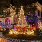 Holiday Lights Set-up