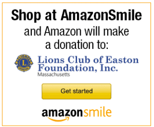 AmazonSmile donate to Lions Club of Easton Foundation, Inc, MA