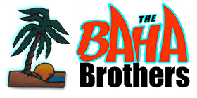 The BaHa Brothers Band logo with tree