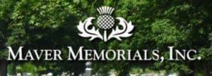 Maver Memorials Logos