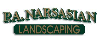 P. A. Narsasian Landscaping Logo