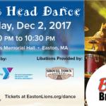 Parrot Head Dance, Easton, MA, Dec 2, 2017 with the BaHa Brothers.