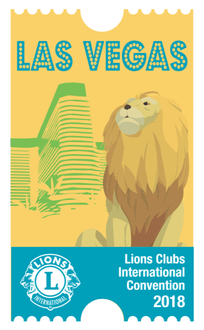 Lions Club International Convetion in Las Vegas 2018