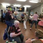 Easton Lions Club Senior Dance 2018 with Too Much Fun Band