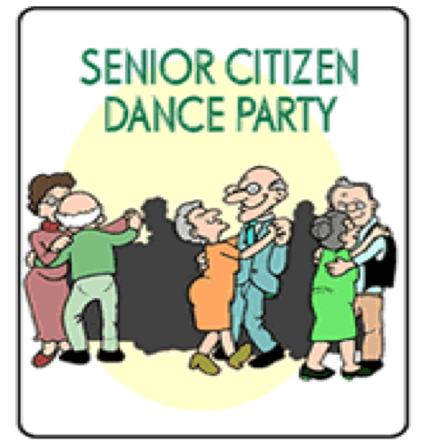 Senior Citizen Dance Party