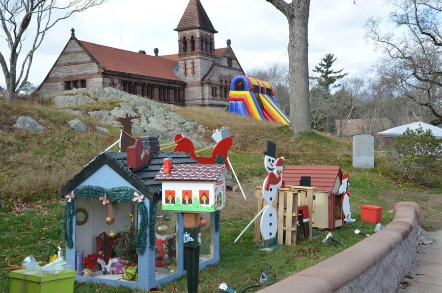 Holiday Festival 2016 Easton Lions
