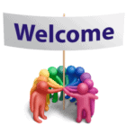Welcome New Members.