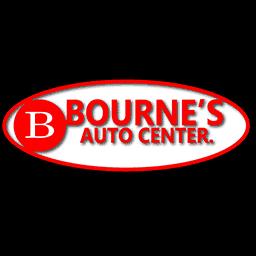 Bourne's Auto Center logo