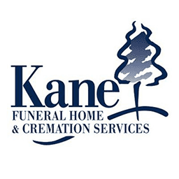 Kane Funeral Home & Cremation Services logo.