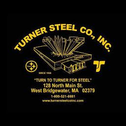 Turner Steel of West Bridgewater logo.