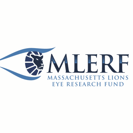 Massachusetts Lions Eye Research Fund-MLERF Square Logo