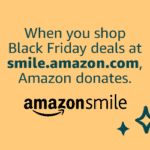 Amazon Smile Black Friday donations for the Easton Lions.