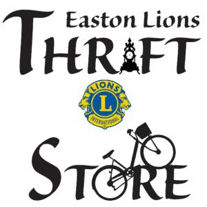 Easrton Lions Thrift Store logo