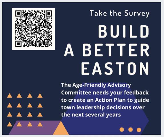 Easton Age Advisory Committee Seeks Survey Response