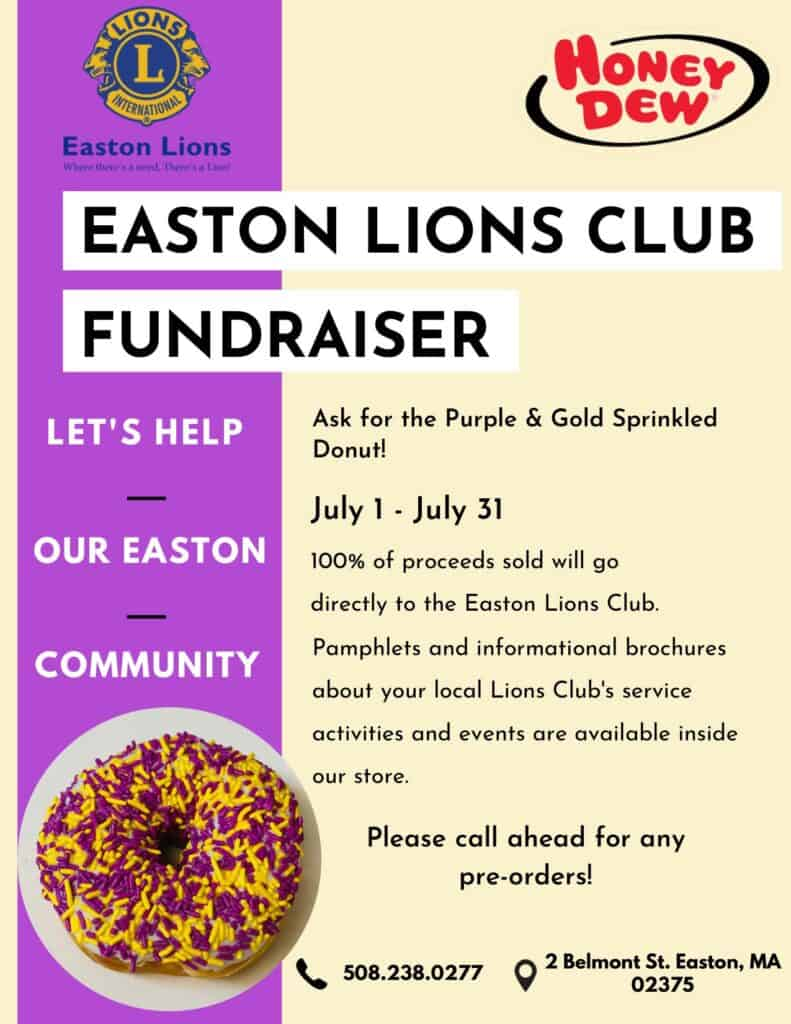 This image has an empty alt attribute; its file name is Easton-Lions-Honey-Dew-flier-1-791x1024.jpg
