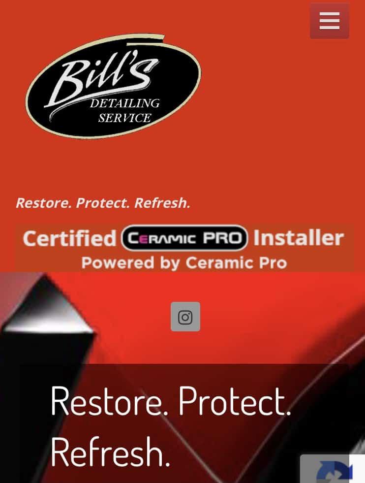 Bills Detailing Service